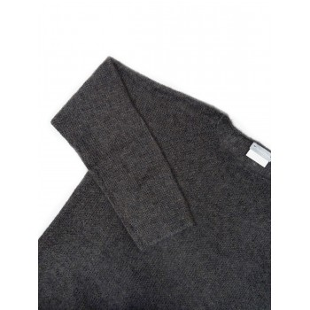 Pull Mohair col rond
