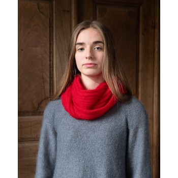 Snood Mohair mixte