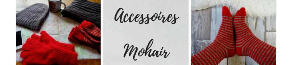Chaussettes en laine Mohair femme et homme