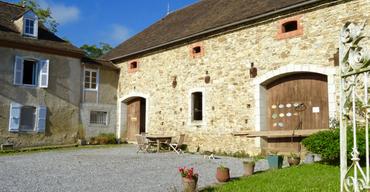 La ferme Frady Chèvrerie